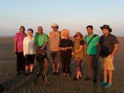 Waheeda Rehman Jamnagar Visit