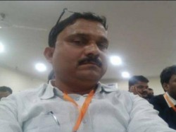 Bihar Muzaffarpur Bjp Leader Manoj Baitha Surrender