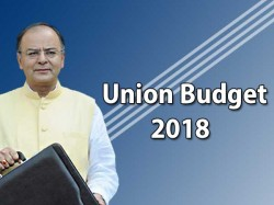 Union Budget 2018 Read Here Main Points Arun Jaitley Budget