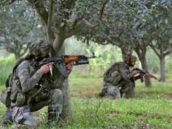 Army Officer Three Jawans Were Martyred At Loc Jammu Kashmir