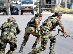 Grenade Attack On Crpf Party By Terrorists South Kashmir S Tral Crpf Personnel Injured