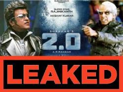 Rajnikanth Akshay Kumar S 2 0 Teaser Leaked
