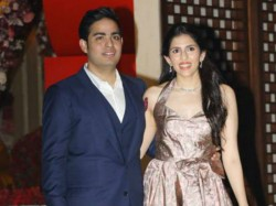 Mukesh Ambani Son Akash Ambani And Shloka Mehta Video Viral On Internet