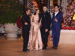 Akash Ambani Engagement Bash Pictures Bollywood Celebs In Attendance