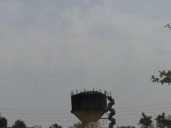 Cloudy Weather Gujarat Including Aravalli Dang