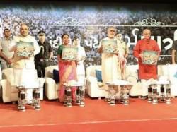 Madhya Pradesh Governor Anandiben Patel Book Launching Ahmedabad