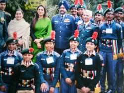 Bba Student Name Selected As National Cadet Ncc