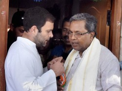Karnataka Election Big Worry For Bjp Survey Predicts Victory Of Congress