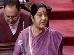 Indians Who Were Kidnapped Iraq Have Died Sushma Swaraj