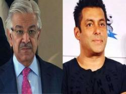 Pakistan Minister Khawaja Asif Slammed India After Salman Khan Jail