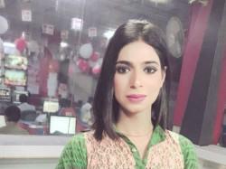 Meet Pakistan First Transgender News Anchor
