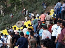 Himachal Pradesh Total 29 People Have Died The School Bus Accident