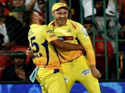 Ipl 2018 Csk Trouble Because Faf Du Plessis Jadhav Injuries