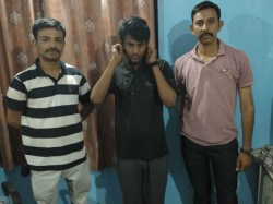 Police Arrested The Rto Agent Who Was Changing The Police Memo