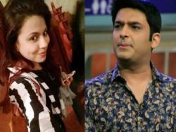 Kapil Sharma Ex Girlfriend Preeti Simoes Wrote Love Message