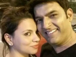 Kapil Sharma S Ex Says He Might Be Bipolar Blames New Girlfriend