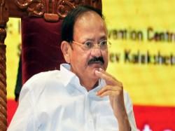 Venkaiah Naidu Rejects Impeachment Motion Against Cji Dipak