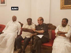 Karnataka Assembly Elections 2018 7 Congress Mlas From Lingayat Community Are In Touch With Bjp
