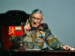 Indian Army Chief General Bipin Rawat Message Terrorists He Talks About Ceasefire Jammu Kashmir