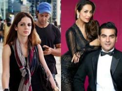Sanjay Dutt Arbaz Khan Bollywood 10 Most Shocking Breakups