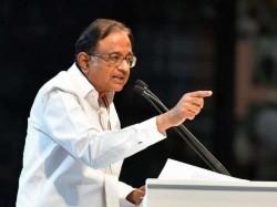 Ahead Of Karnataka Floor Test P Chidambaram Salute Supreme Court Targets Bjp
