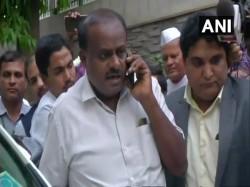 H D Kumaraswamy Take Oath As Karnataka Cm Today