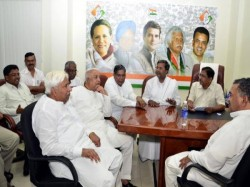 Karnataka Election Results Congress Plans Go Court If Governor Don T Invite Form Government