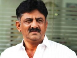 Karnataka Bad Sign For Congress Before Floor Test Dk Shivkumar Seems Angry With Party
