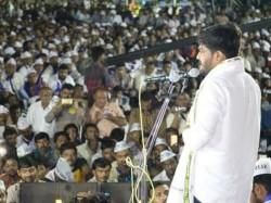 Hardik Patel Adreess Patidar Nyay Mahapanchayat At Moti Malwan