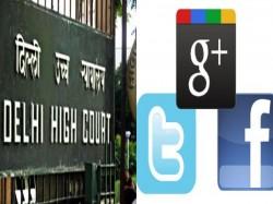 Kathua Gang Rape Delhi High Court Issued Notice Google Facebook Twitter