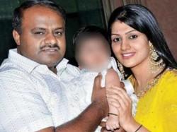 Who Is Actress Radhika Second Wife Of Hd Kumarswamy
