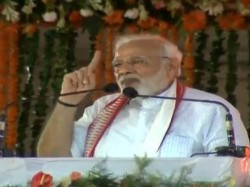 Narendra Modi Rally In Cuttack 4 Years Of Modi Govt 10 Big Points