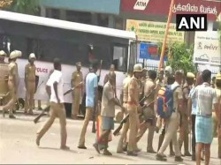 Tuticorin Protest One Person Dead 3 Injured Fresh Violence At Anna Nagar