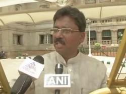 Yeddyurappa S Son Vijayendra Called The Wife Of Congress Mla Vs Ugrappa And Offer Ministry