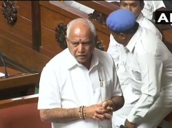 Karnataka Cm Bs Yeddyurappa Resigns Ahead Of Floor Test