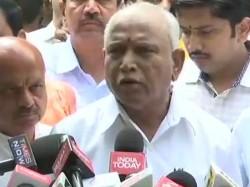 Karnataka Elections 2018 Bs Yeddyurappa Will Take Oath As Karnataka Chief Minister Tomorrow