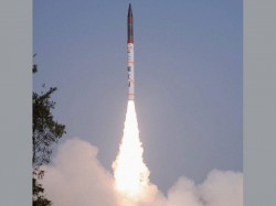 Odisha Agni 5 Test Fired From Integrated Test Range Successfully