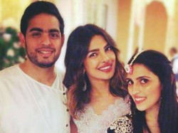 Akash Ambani Mukesh Nita Ambani S Eldest Son His Fiance Sh