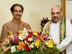 Maharashtra Poll Tie Up Uddhav Thackeray Seeks To Fight 152 Seats Want Shiv Sena Chief Minister