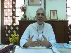 Goa Daman Top Priest Says Our Constitution In Danger