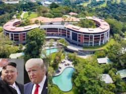 Singapore Will Spend 100 Cr On Donald Trump Kim Jong Un Meeting