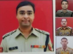 Bsf Personnel Lost Their Lives Chambliyal Sector Samba