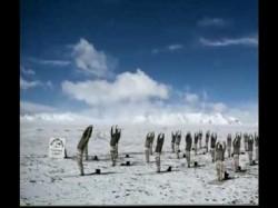 Indo Tibetan Border Police Personnel Perform Surya Namaskar