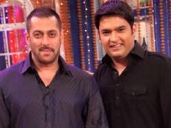 Kapil Sharma Returns With Salman Khan S Film Sher Khan Is It True