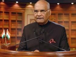 President Kovind Approves Imposition Governor S Rule Jammu K