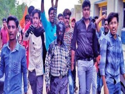 Assault On Bhuj Professor Five Including Two Abvp Office Bearers Held
