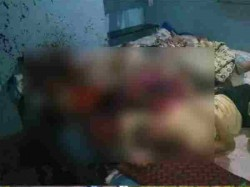 Murder Of Bjp Worker Its Four Family Members In Nagpur