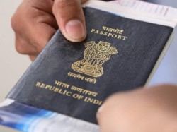 Police Verification Passport Ministry External Affairs Chang