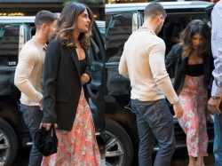 Priyanka Chopra Arrives Mumbai With Boyfriend Nick Jonas Bu