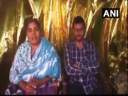 Radhika Vemula Rohith Vemula Mother Reacts After Piyush Goyal Press Conference